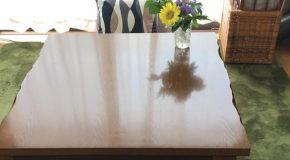 寝る前のテーブルリセットが重要な理由