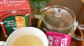 クリスマスカウントダウンのお茶の楽しみ方