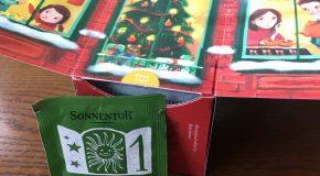 今年も買ってみたクリスマスカウントダウンのお茶